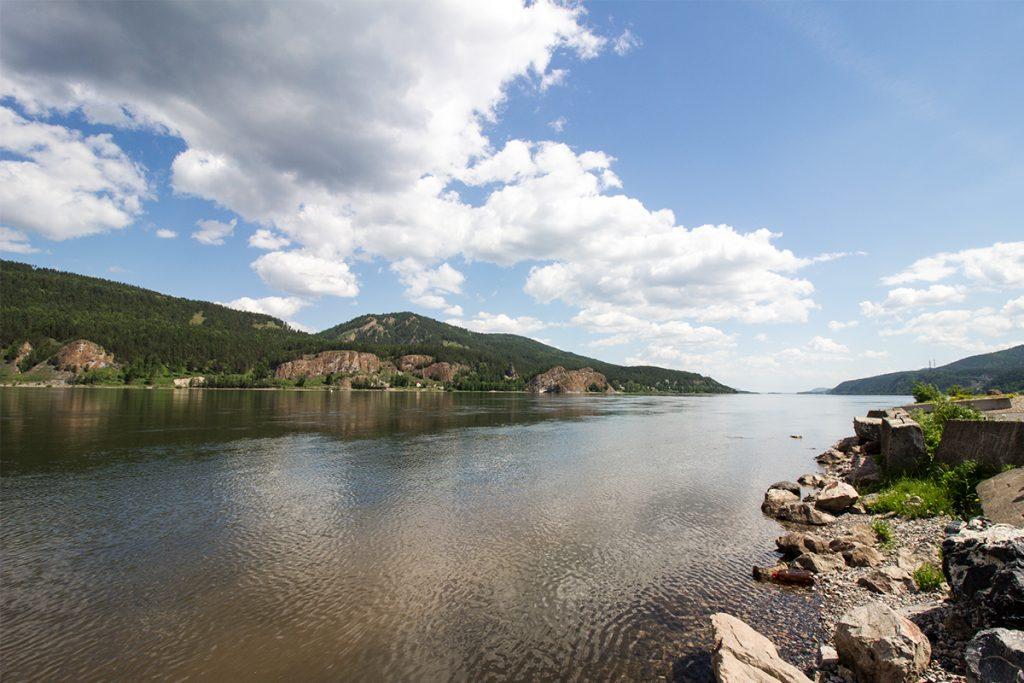 Yenissey River, Krasnojarsk