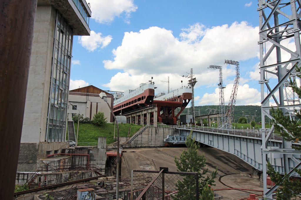 Krasnojarsk Schifflift