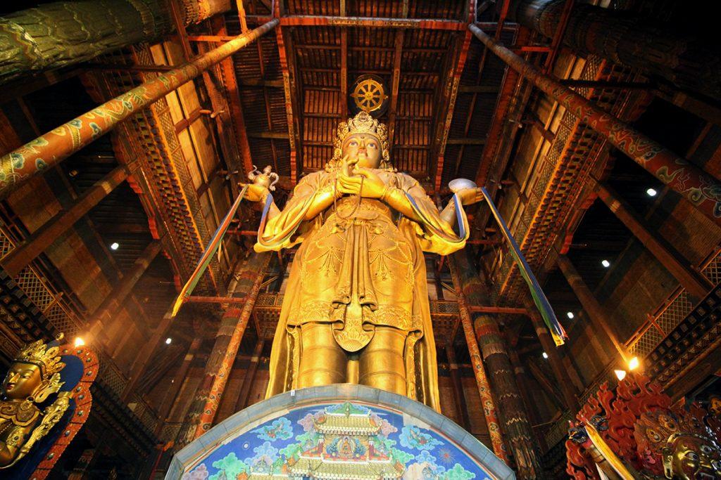 Janraising Statue