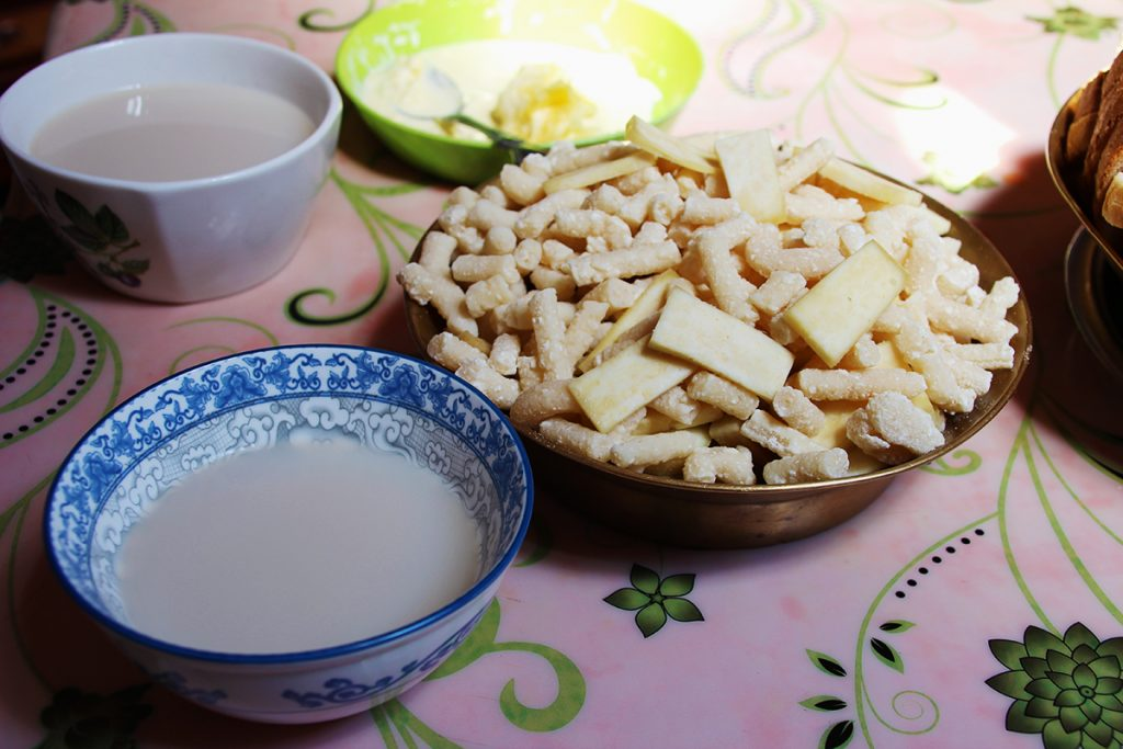 Essen Mongolei