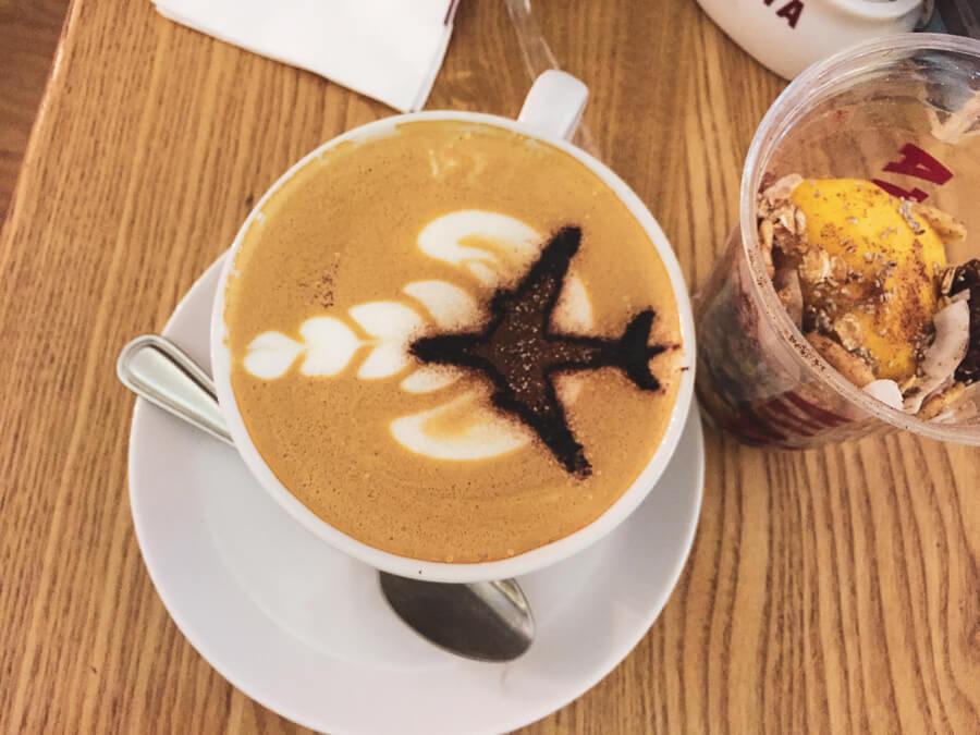Reisebericht Sri Lanka, Kaffee