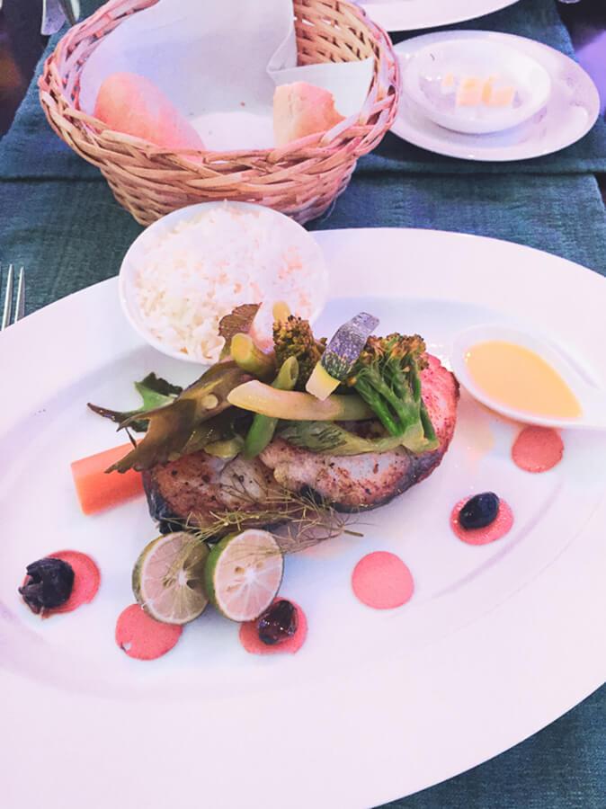 Reisebericht Sri Lanka, Essen