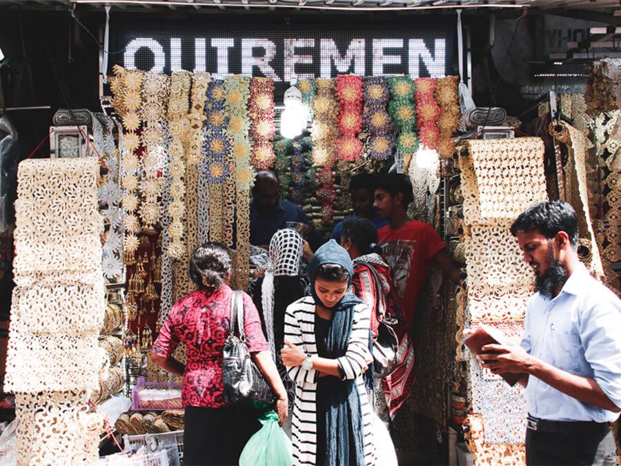 Reisebericht Sri Lanka, Pettha Area