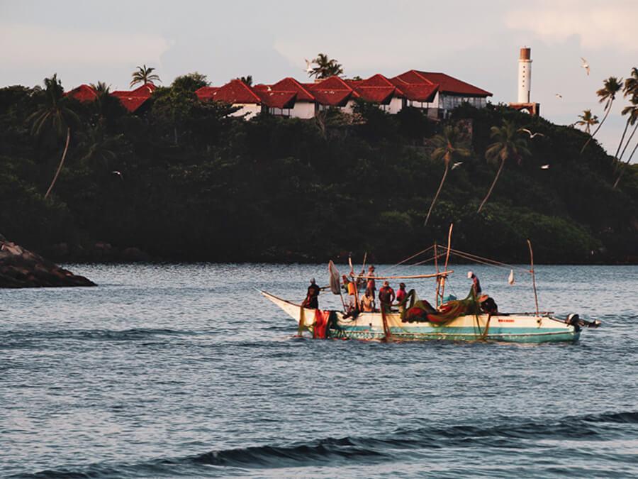 Reisebericht Sri Lanka, Fisher