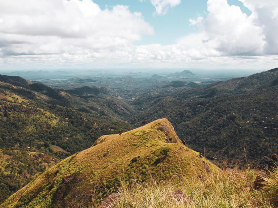 Reisebericht Sri Lanka, Little Adams Peak