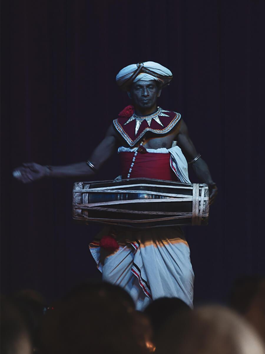 Reisebericht Sri Lanka, Traditional Dancers, Kandy