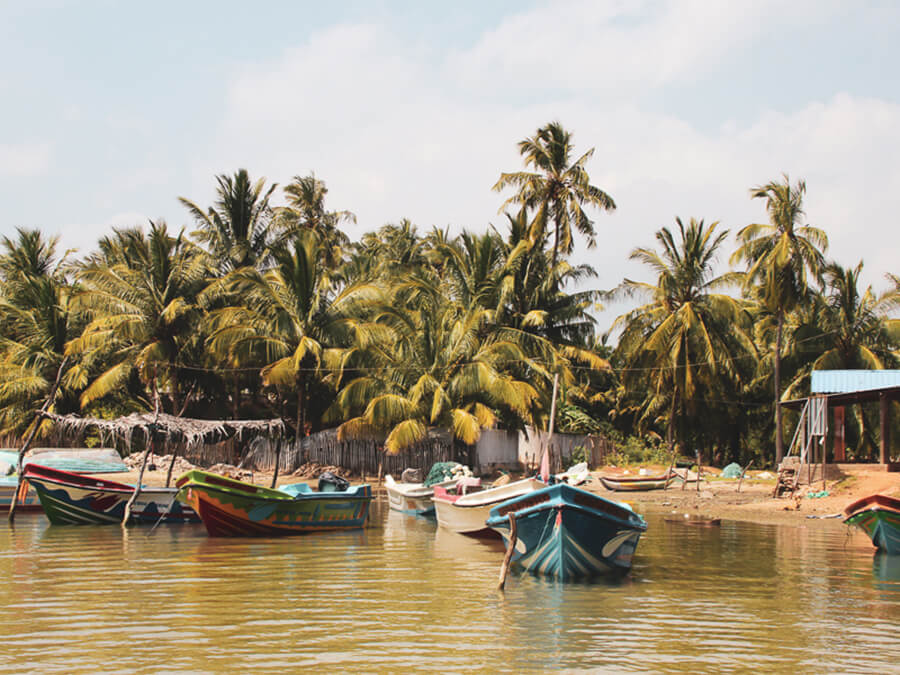 Reisebericht Sri Lanka, Trincomalee
