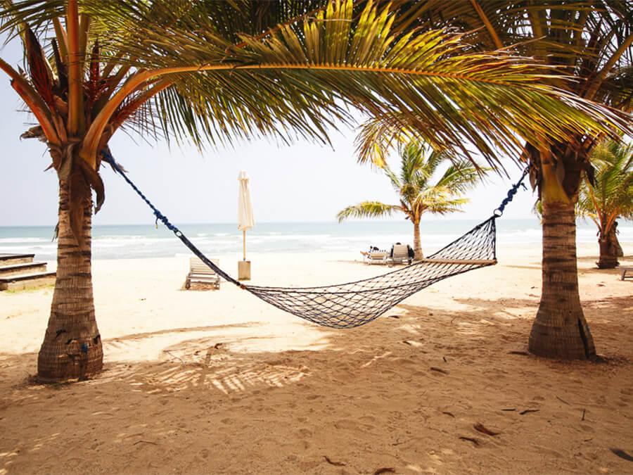 Reisebericht Sri Lanka, Beach Trincomalee
