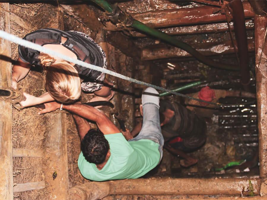 Reisebericht Sri Lanka, Diamand Whole