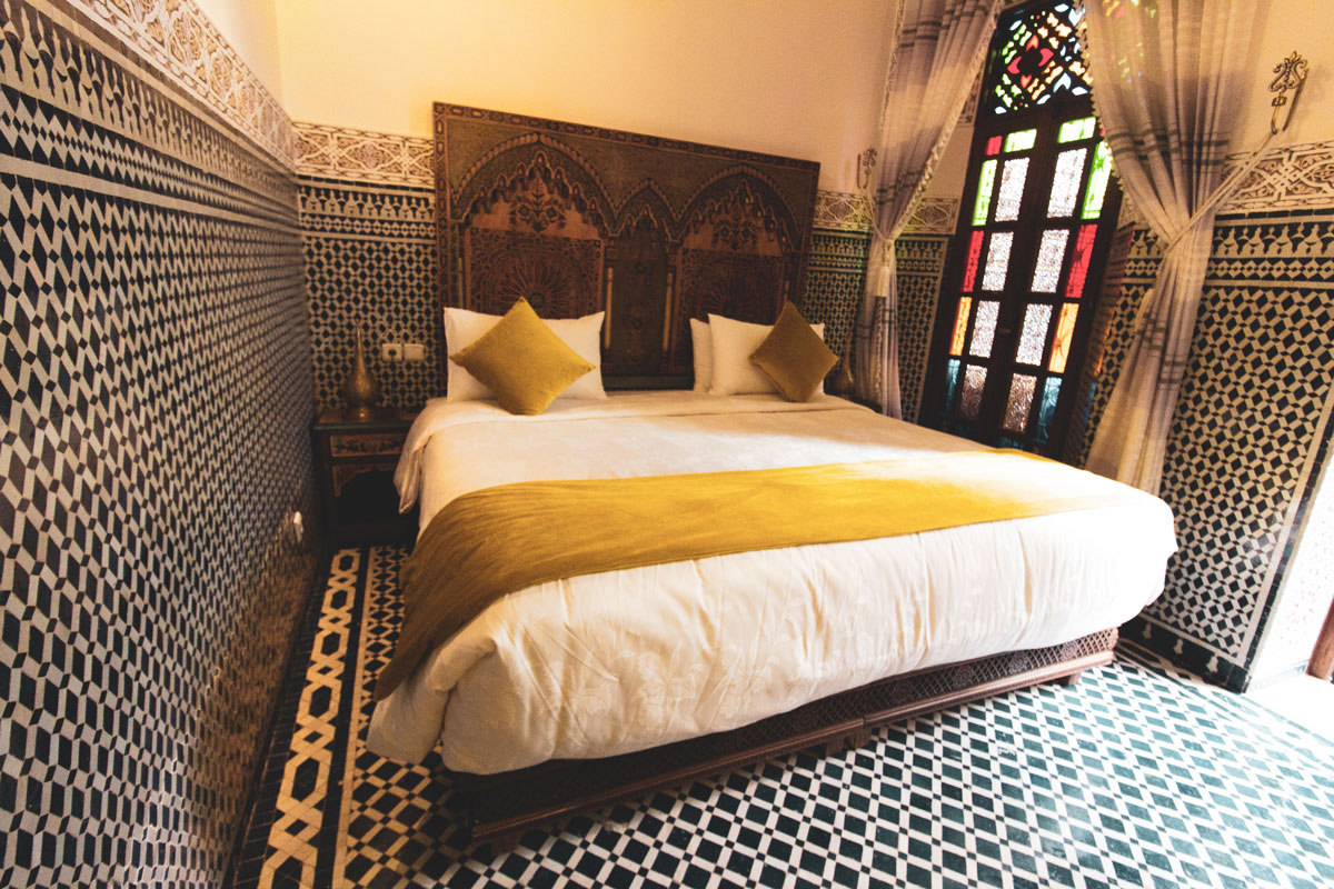 Dar el Tresor Suite, Fes, Roadtrip Marokko